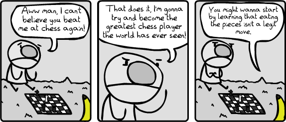 Lord of the Chess [Part 1]