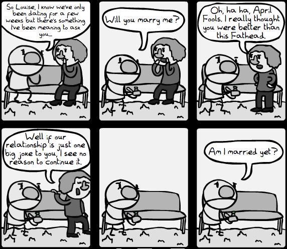 Fathead's Proposal
