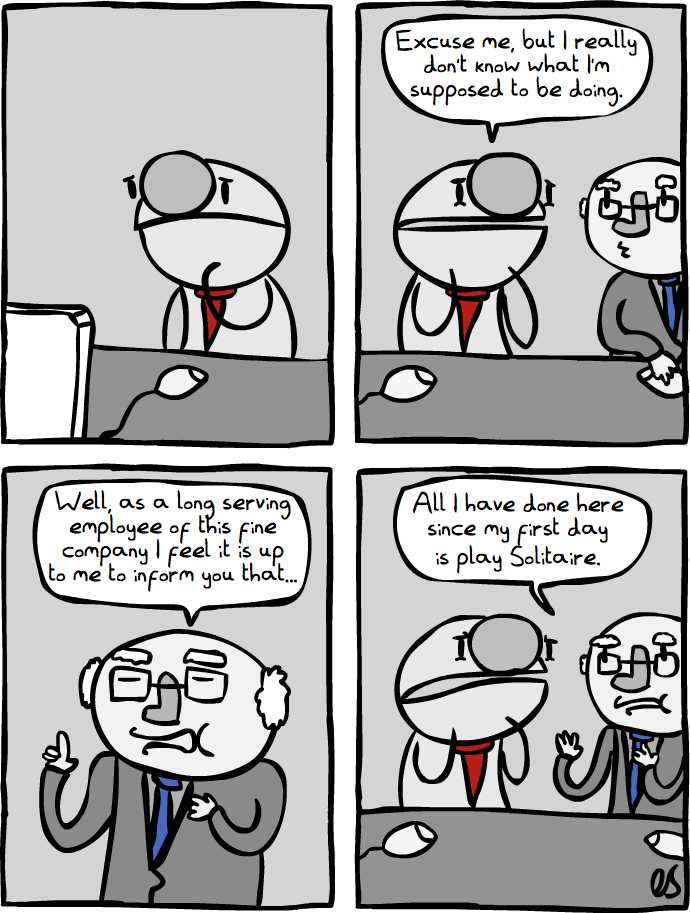 Fathead gets a Job [Part 2]