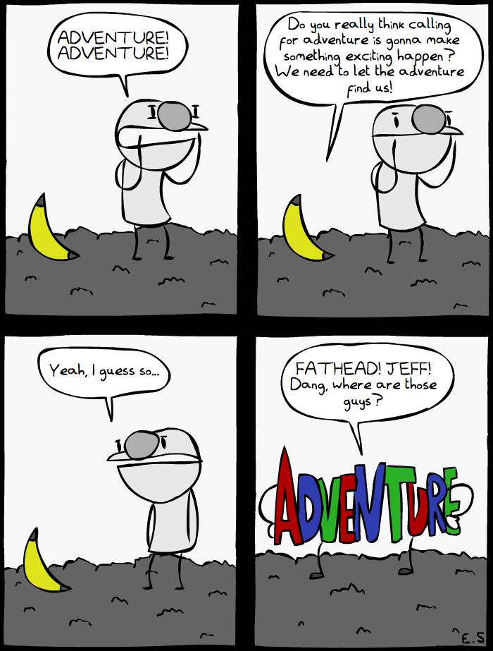 The Adventure VIII