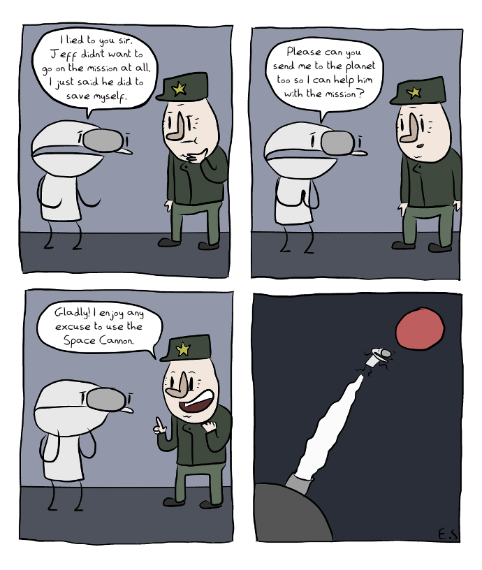 In Space VI